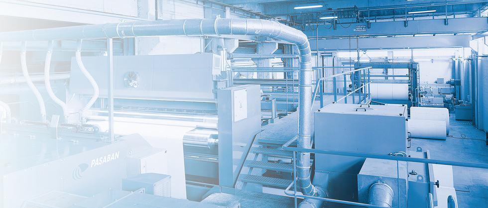 Impianti supervisionati da sistemi informativi all'avanguardia, per garantire completa tracciabilità e rispetto dei tempi di consegna